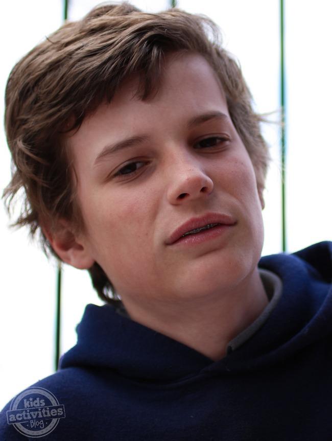 taking a good kid portrait - Kids Activities Blog
