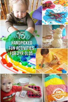 15 handpicked fun activities for 2 year olds