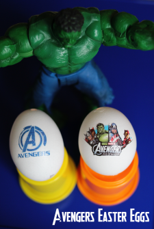 Super Cool Avengers Easter Eggs
