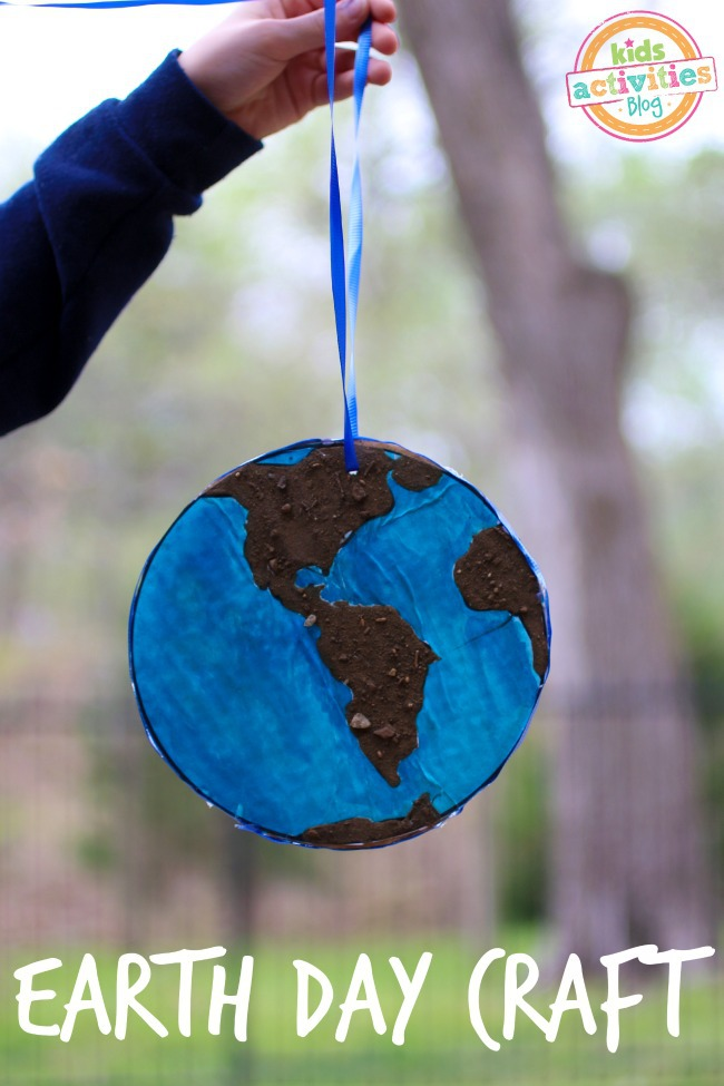 Earth Day Craft for Kids - Kids Activities Blog