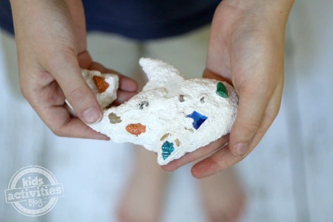 Sand Mold - Kids Activities Blog