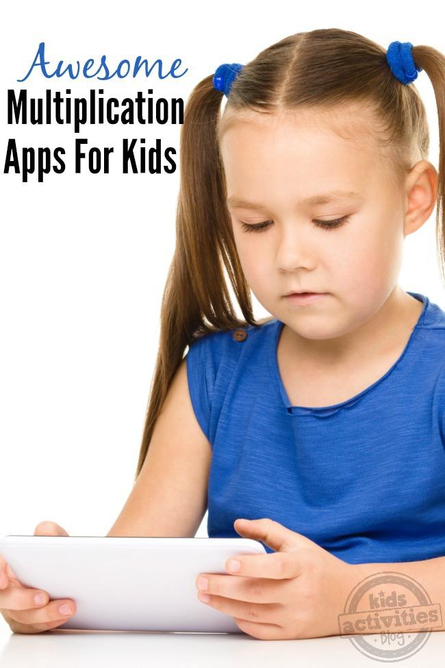 Multiplication Apps For Kids