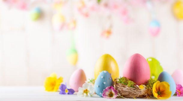Rice Krispie Easter Egg Treats