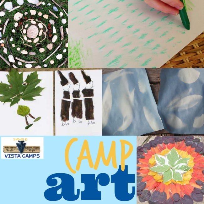camp art - Kids Activities Blog