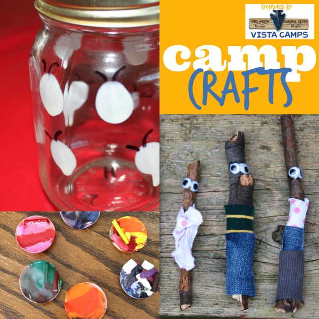 camp crafts - Kids Activities Blog