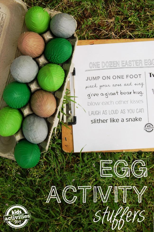 egg activity stuffers