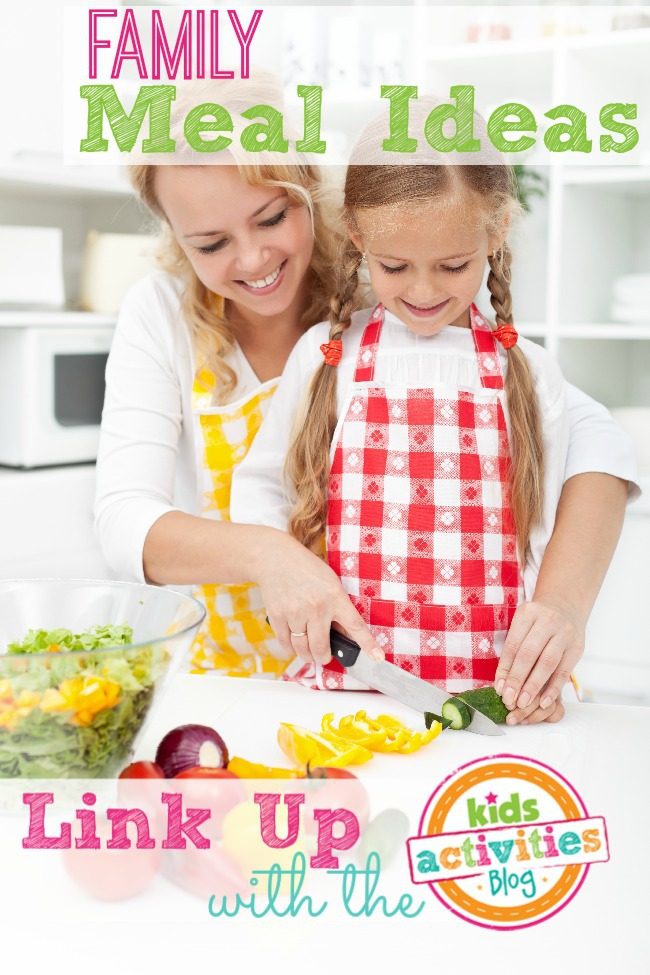 Family meal ideas healthy 360