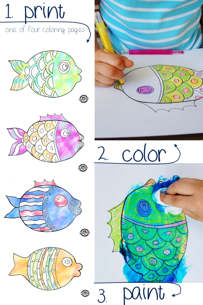 plenty of fishes to coloring pages for kids throughout fish s images clip art on
