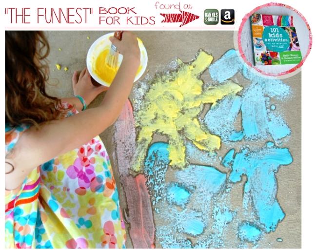 Kids Activities Blog Book
