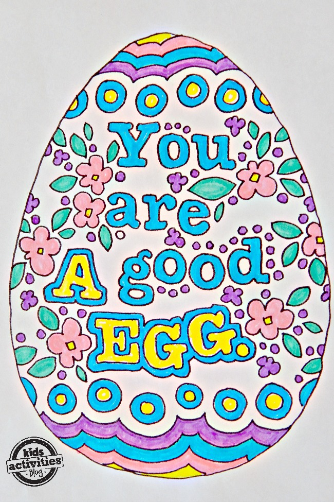 Luscious image for easter eggs printable