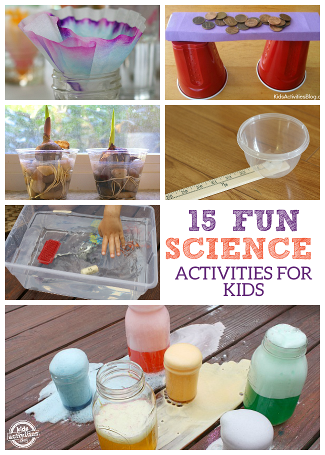 science activities fun experiments preschool projects children cool kindergarten easy project olds summer kid classroom kidsactivitiesblog lessons learning crafts themaven