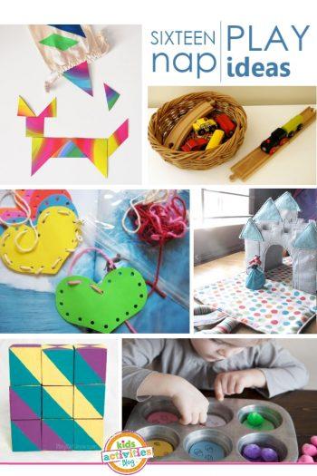 nap time play ideas