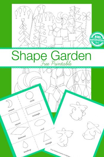 Kids Free Activity Printables