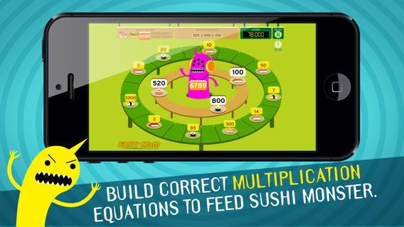 sushi monster gameplay