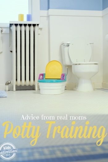 Potty Training Tips and Tricks from Real Moms - Kids Activities Blog