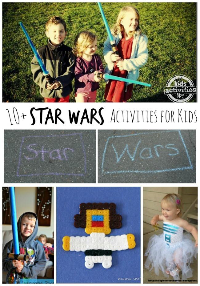 Star Wars Activities for Kids 1