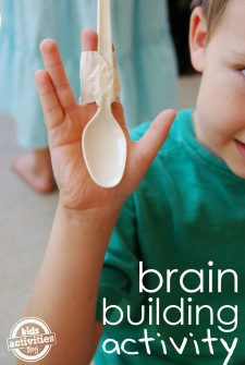 activity for building brain connections