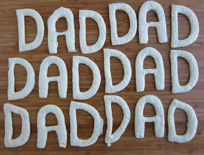 Dad Doughnuts