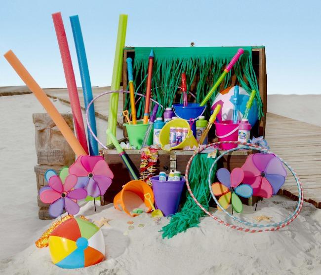Dollar Tree Sand Toys