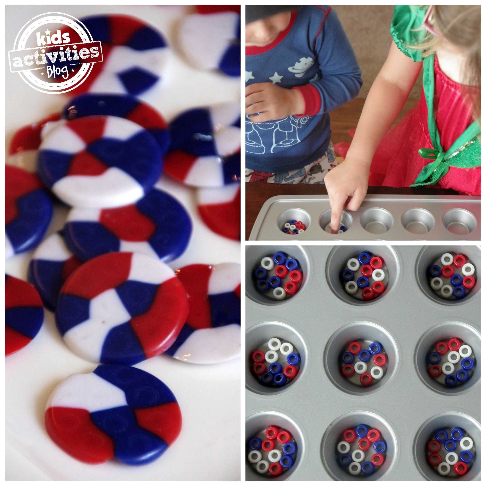 fourth of july decorations kids crafts