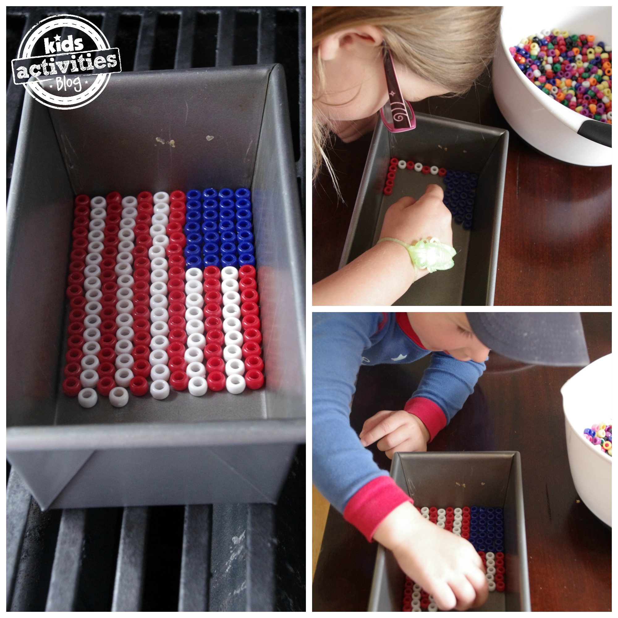 fourth of july diy decor