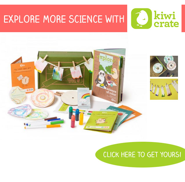 Explore the Science of Color with Kiwi Crate
