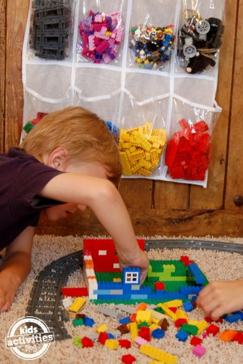 nifty lego storage ideas
