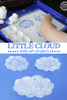 Little Cloud Art