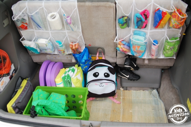 summer car organization