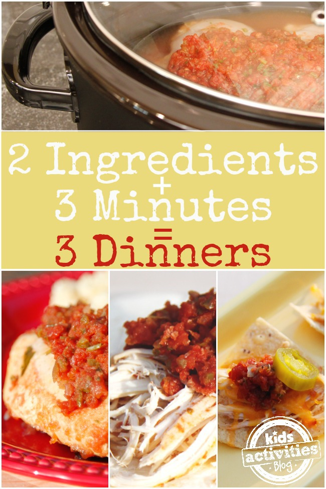 Slow Cooker Chicken Dinner Ideas for Families