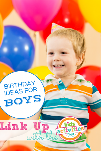Birthday Ideas for Boys
