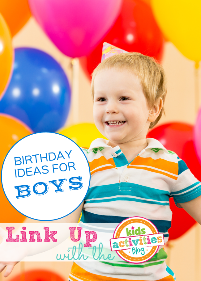Birthday Ideas for Boys