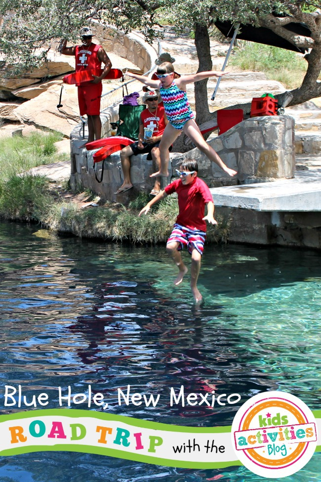 Blue Hole Santa Rosa New Mexico