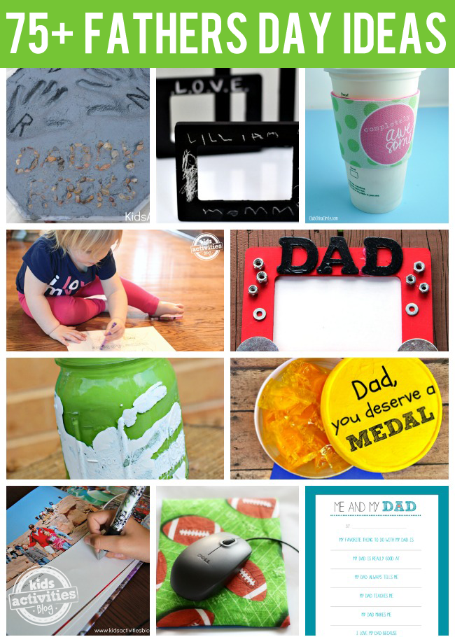 father's day ideas preschool