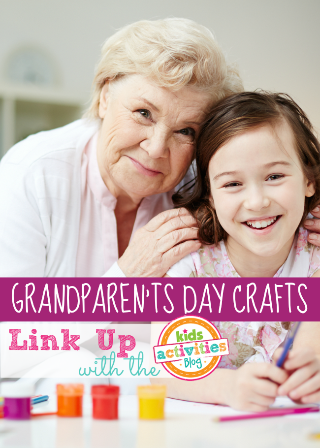 Grandparents Day Crafts - Share Yours!