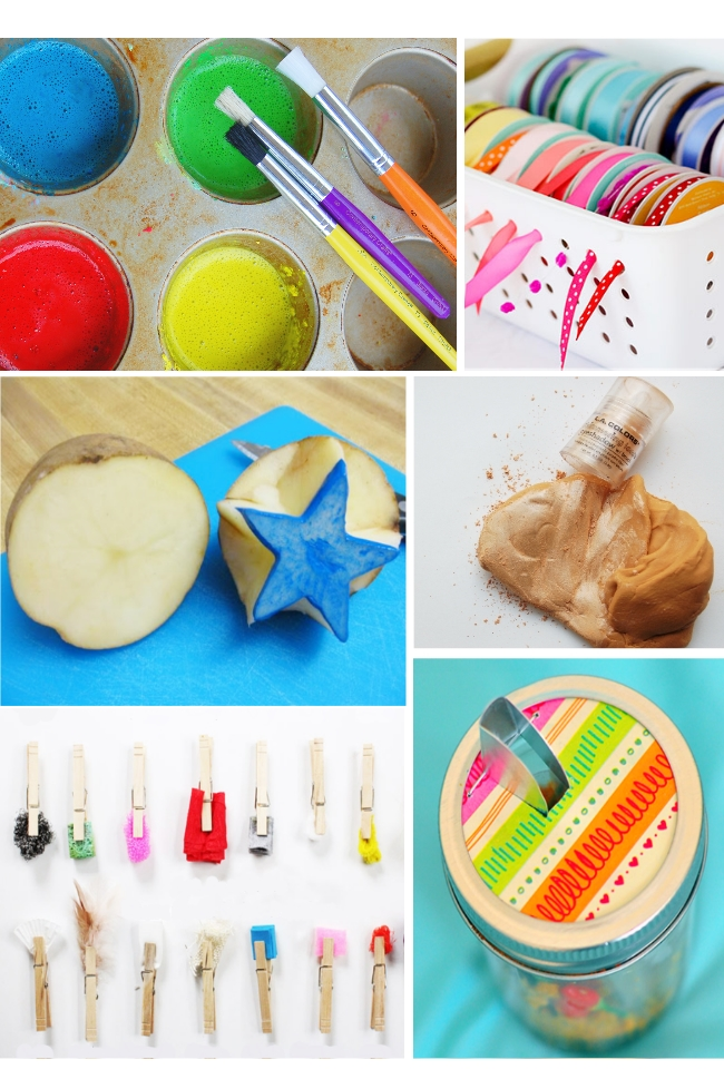 craft room tips for kids