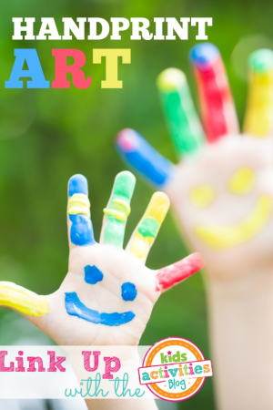 Handprint Art - Share Yours!