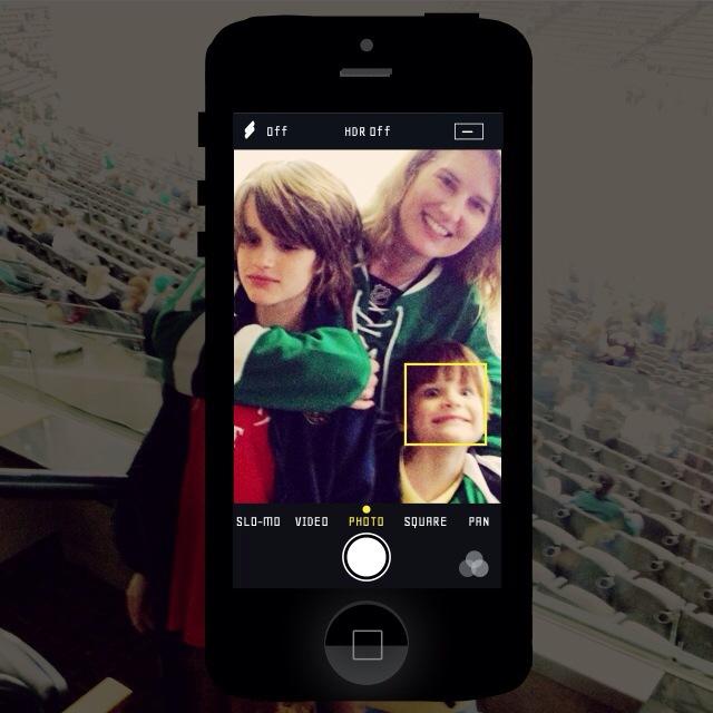 Studio App - iphone selfie