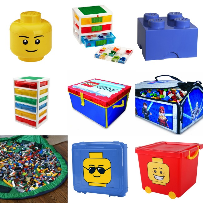 LEGO Storage Products
