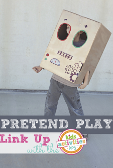 Pretend Play Ideas ~ Add Yours
