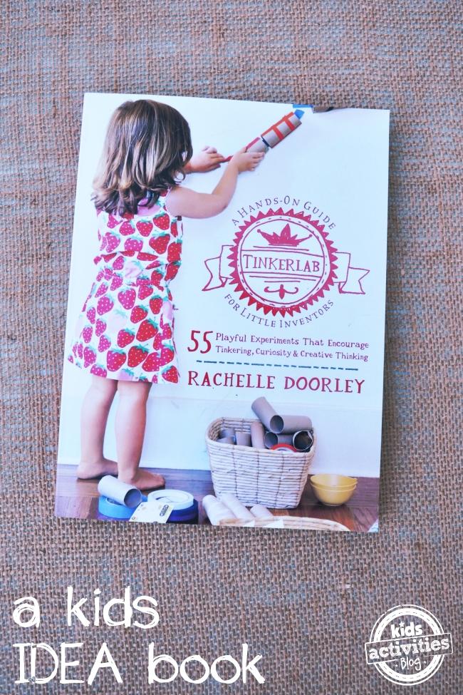 Rachelle's book
