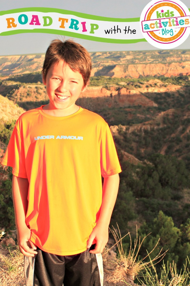 amarillo canyon sunsets