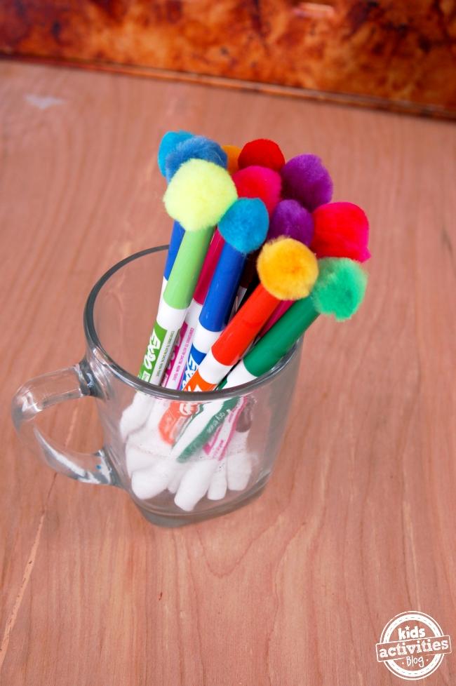 dry erase marker tip