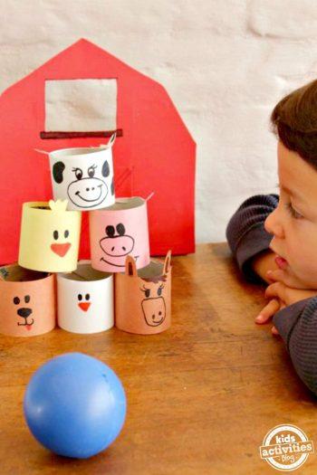 farm animal game for kids activities blog