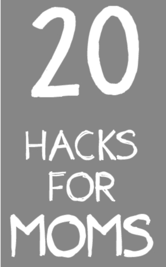 hacks for mom small feature