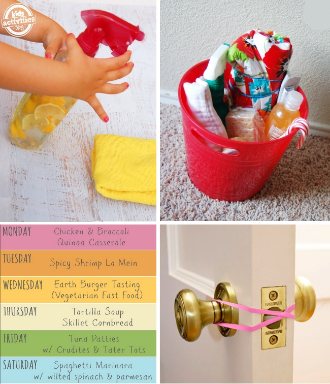 20 hacks for the house for Household hacks