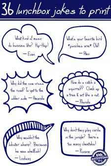 jokes about animals printable