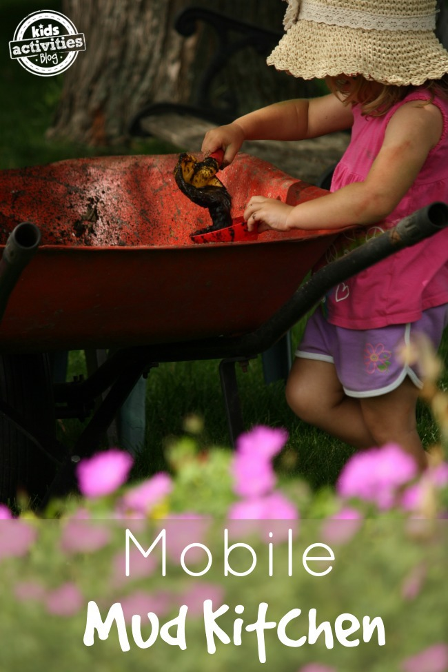 mobile mud kitchen