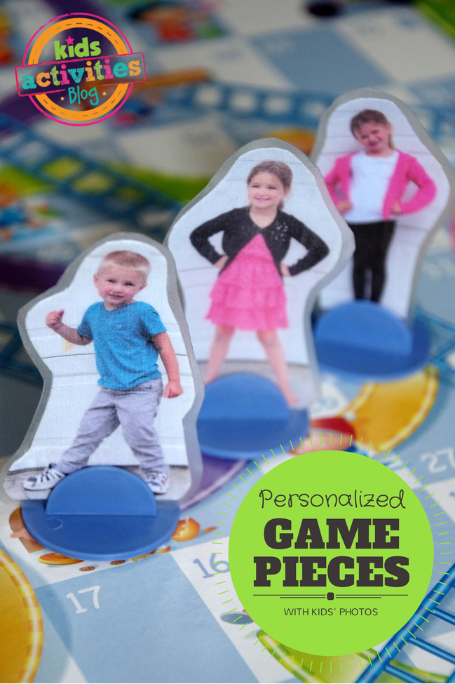 personalized game pieces diy 2