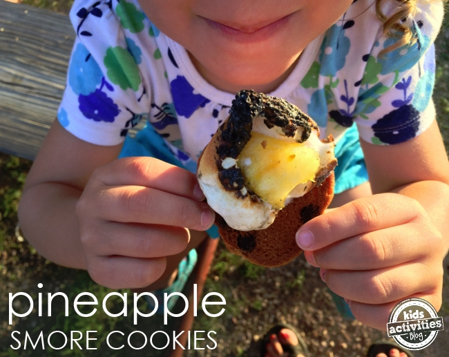 pineapple smores